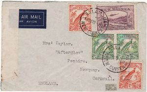 NEW GUINEA-GB [WW2-AIRMAIL-CENSORED]
