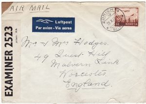 SWITZERLAND-GB [CENSORED/AIRMAIL]