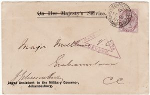SOUTH AFRICA [TRANSVAAL-BOER WAR-VC]