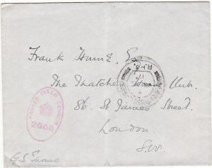 FRANCE-GB [WW1/CANADIAN FORCES]