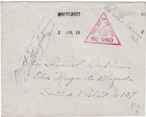 FRANCE [BRITISH FORCES/CANADIAN HOSPITAL/FRENCH FORCES]