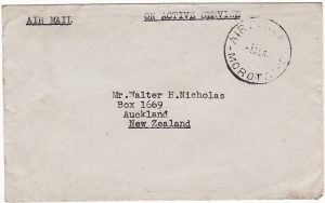 N.E.I.-NZ [AUSTRLAIN WAR GRAVES]