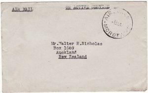 N.E.I.-NZ [AUSTRLAIN WAR GRAVES]