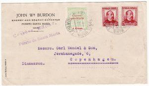 SPAIN-DENMARK [SPANISH CIVIL WAR]