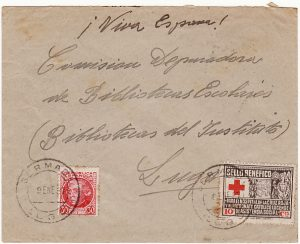 SPAIN [CIVIL WAR/RED CROSS HOSPITAL]
