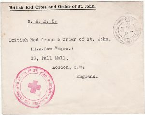 EGYPT-UK [RED CROSS]