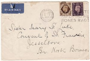 GB-BRITISH NORTH BORNEO [WW2-CENSORED-AIRMAIL]