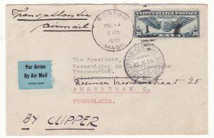 1938..USA - NETHERLANDS..1938 MORAL RE-ARMAMENT…