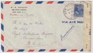 1944 ..USA - NETHERLANDS…WW2 PRINCESS IRENE BRIGADE …