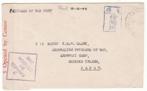 1942|1943|1944|1945..AUSTRALIA - JAPAN…WW2 POW