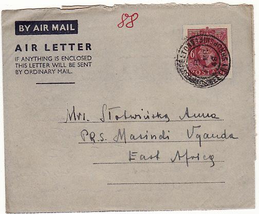 GB-UGANDA [POLISH REFUGEE CAMP]