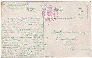 AUSTRALIA-NEW ZEALAND [WW1 NZ TROOPSHIP MAIL]