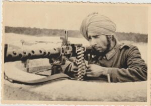 1942|1943    GERMANY..INDIAN NATIONAL ARMY..AZAD HIND...