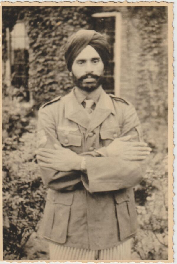 1942 1943    GERMANY..INDIAN NATIONAL ARMY..AZAD HIND...