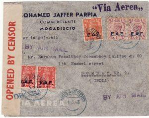 BOFIC-INDIA [WW2 ITALIAN SOMALILAND]