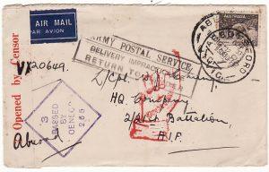 AUSTRALIA / DUTCH INDIES [WW2 AMBON Is-GULL FORCE]