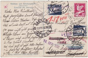 SWITZERLAND-CROATIA [AUSTRIAN POSTAGE DUE ISSUES]