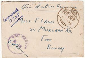 BURMA-INDIA [WW2 ALLIED FORCES]