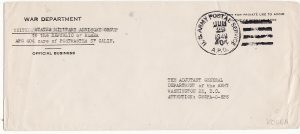 KOREA-USA...1949 UNITED STATES MILITARY ADVISORY GROUP to KOREA (KMAG)...