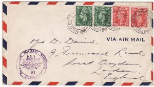 GERMANY-GB..1951 AUSTRALIAN MILITARY MISSION..