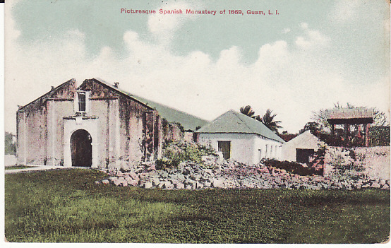 [17503]  GUAM-USA...1911 USA POSSESSIONS..  1911 (Mar 26)