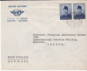 NETHERLAND EAST INDIES-CANADA...INDONESIA UNITED NATIONS...