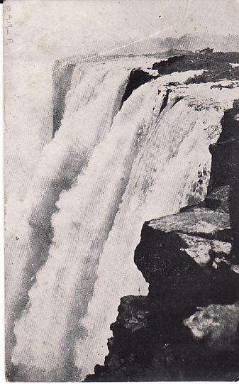 RHODESIA - GB....1936 VICTORIA FALLS