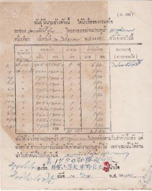 "THAILAND...JAPANESE FORCES on STEAMER ""NAMTHONG"" through LOCK..."
