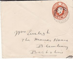 IRELAND - GB...1921 IRISH TROUBLES BRITISH FORCES...