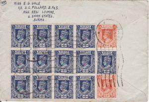 BURMA-GB...WW2..SHAN STATES..