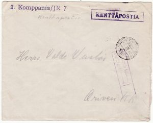 FINLAND …1939-40 RUSSO-FINNISH WINTER WAR…