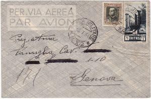 ERITREA - ITALY….ITALIAN EAST AFRICAN WAR...