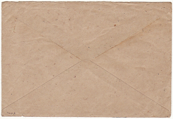 [15618]  TUNISIA - GB…..WW2 CENSORED HONOUR ENVELOPE with INDIAN FPO 16….  1943 (May 9)