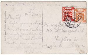 SYRIA - GB…1919 O.E.T.A...BRITISH MILITARY OCCUPATION ..