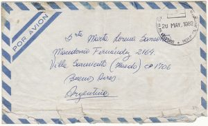ARGENTINA….FALKLANDS WAR  MILITARY MAIL ...