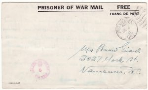 CANADA…WW2 POW PETAWAWA INTERNMENT CAMP .....