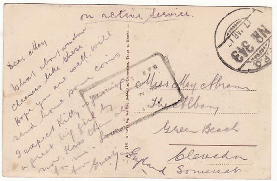 GERMAN EAST AFRICA - GB …WW1 BRITISH OCCUPATIONTANGANYIKA…..