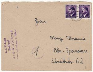 BOHEMIA & MORAVIA-GERMANY…..WW2 CHILDRENS EVACUATION CAMP..