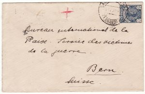SPANISH GUINEA-SWITZERLAND…WW1 GERMAN INTERNEE..