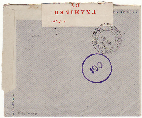 [17318]  GREECE-GB...1945 WW2 BRITISH FORCES...  1945 (Sep 11)