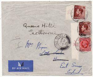 PALESTINE - GB.....1936 BRITISH FORCES...