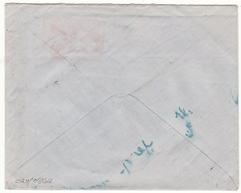 "[17871]  AUSTRALIA - GB...SALVAGED from FLYING BOAT ""SCIPIO"" ...   1936 (Aug 10)"