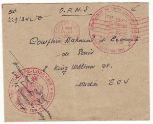 GB …WW2 FREE FRENCH AIR FORCE...