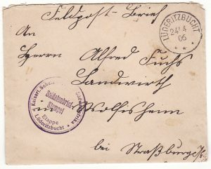GERMAN SOUTH WEST AFRICA -…1906 HERERO WAR…