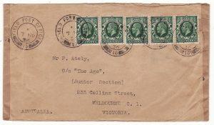 PALESTINE - AUSTRALIA…1936 PALESTINE UPRISING …
