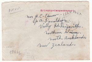 CRETE - NEW ZEALAND…...WW2 N.Z. POW HELD on CRETE..