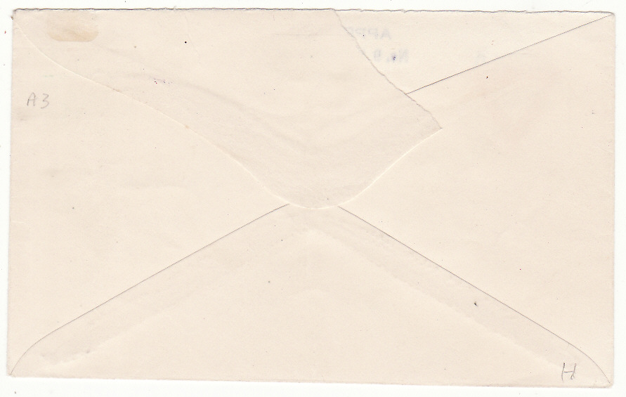 [19526]  AUSTRALIA - ITALY…WW2 POW CENSORED AIRMAIL…  1946 (Aug 22)