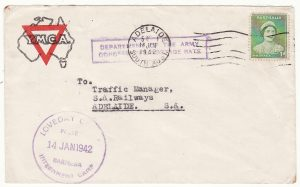 AUSTRALIA…WW2 LOVEDAY INTERNMENT CAMP…