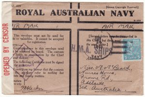 AUSTRALIA …WW2 USA NAVAL FORCES in AUSTRALIA…