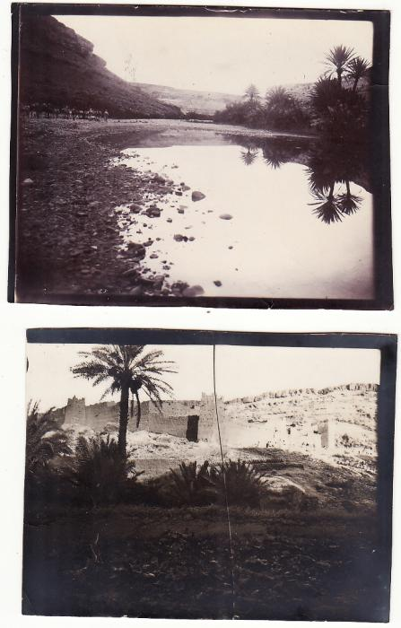 [19687]  MOROCCO - FRANCE…FRENCH OCCUPATION of HAUT - CHUIR…  1912 ( May 28)